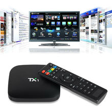 (Ship from UK) XGODY TX1 Android TV BOX 1GB 8GB S805 Quad Core WIFI 2.4GHZ HDMI 2.0 KODI 16.1 Media Player 3D Games Smart TV Box