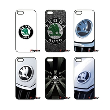 For iPod Touch iPhone 4 4S 5 5S 5C SE 6 6S 7 Plus Samung Galaxy A3 A5 J3 J5 J7 2016 2017 Skoda car Logo Greatest Case Cover(China)