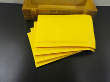 10pcs 13x11+3.2CM Padded Envelopes Bags Bubble Mailers Kraft paper bag Wedding Mini Party Gift Bag Kraft box/craft Kraft pack(China)