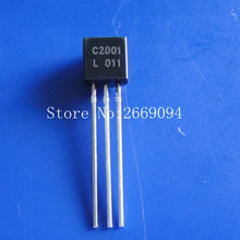 Free shipping 50PCS/lot C2001 2SC2001 NPN Transistor Silicon TO-92(China)