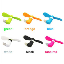 Mini Portable Cool Micro USB Fan Mobile Phone USB Gadget Fans Tester usb Ventilador For Xiaomi Huawei HTC OPPO Android usbfan