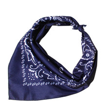Woman Scarf great sale top Fashion Women Square Head Scarf Wraps Scarves Ladies Printed Kerchief Neck Scarf 17613 PY(China)