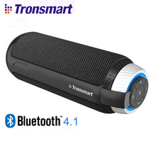 Tronsmart Element T6 Bluetooth 4.1 Portable Speaker Wireless Soundbar Audio Receiver Mini Speakers USB AUX for Music MP3 Player(China)
