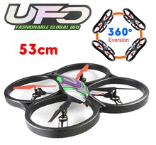53cm Big Drone WLtoys V262 RC Quadcopter with Camera HD 1080P Remote Control Helicopter 4CH RTF Quadrocopter Drone Better X8C