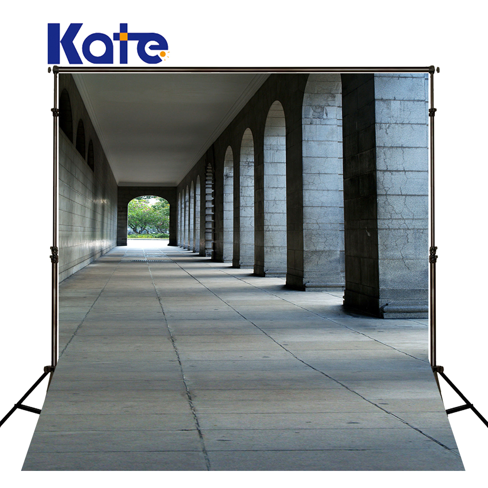 300Cm*200Cm(About 10Ft*6.5Ft)T Background Corridor Pillars Arches Photography Backdropsthick Cloth Photography Backdrop 3106 Lk<br>