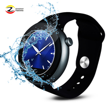 Cool smart watch C1 hear-rate monitor IP67 water proof for sport fashion all compatible BT 4.0 smartwatch wearable devices(China)