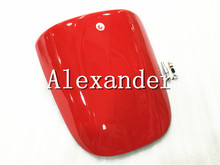 Red For Kawasaki ZX6R 2000 2001 2002 636 00 01 02 zx6r Rear Seat Cover Cowl Solo Motor Seat Cowl Rear Fairing Set ZX 6R(China)