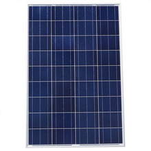 ECO UK STOCK 100w 100watt Solar Panel Module for 12V System Free Shipping in UK Stock No Tax No Duty