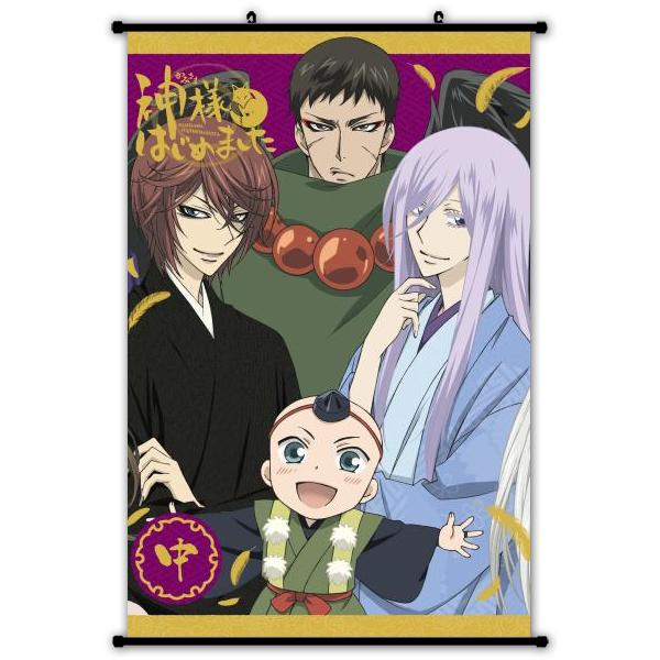 Tomeoe Kamisama Kiss Hajimemashita HD Print Anime Wall Poster Scroll Room Decor