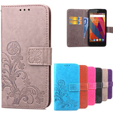 For ZTE Blade L5 Plus Case Luxury Wallet PU Leather Back Cover Phone Case For ZTE Blade L5 / L5 Plus Case Flip Protective Cover