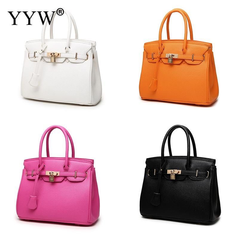 YYW Women Leather Handbag Cheap Fashion Ladies Handbags New Brand Women Messenger Bags Sac A Main Femme <br>