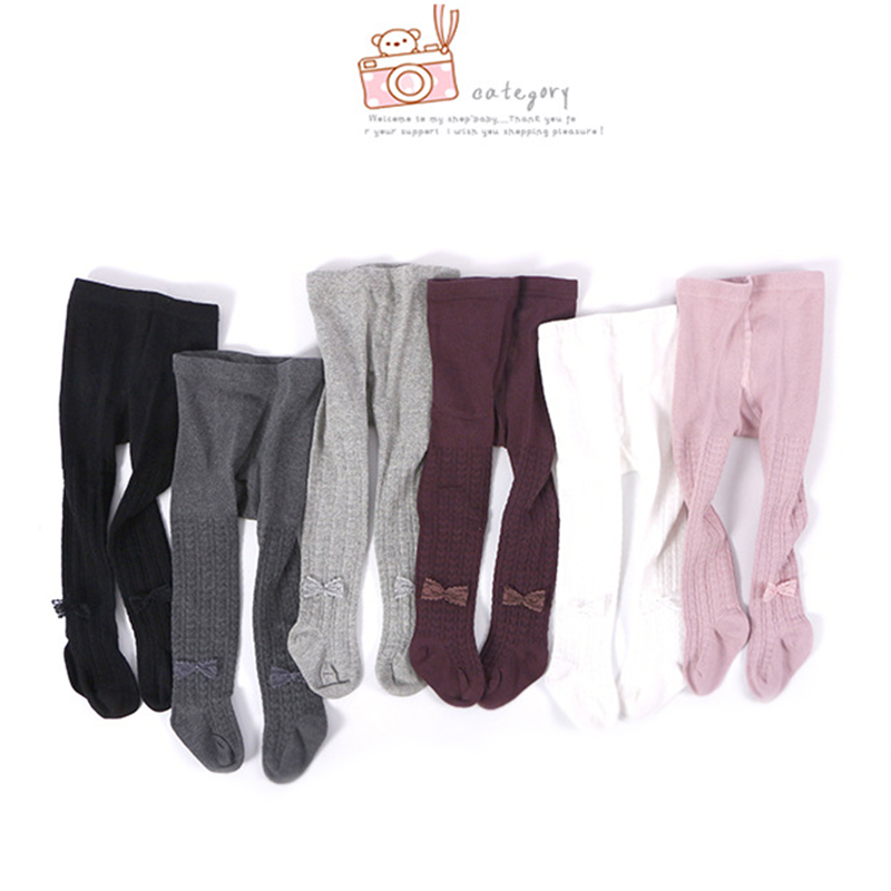 Toddler Baby Infant Kids Girls Cotton Warm Stockings Tight Pantyhose Comfy Socks