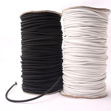 4mm x 10 Meters, Strong Elastic Bungee Rope Shock Cord Tie Down DIY Jewelry Making AA7636