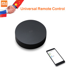 Original Xiaomi Smart Home Appliances WIFI+IR Switch Mi Universal Smart Remote Controller 360 Degree Smart Air Conditioner TV DV(China)