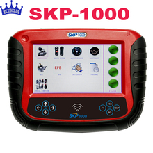 2017 New SKP1000 Tablet Auto Key Programmer A Must Tool for All Locksmiths Perfectly Replaces CI600 Plus and SKP900 in Stock Now(China)