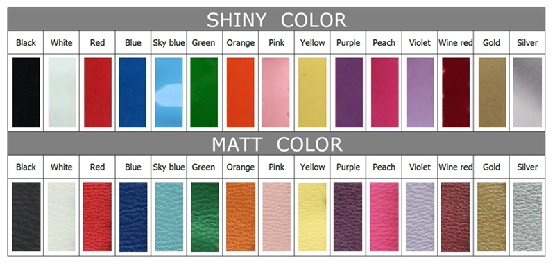 Color Chart-800