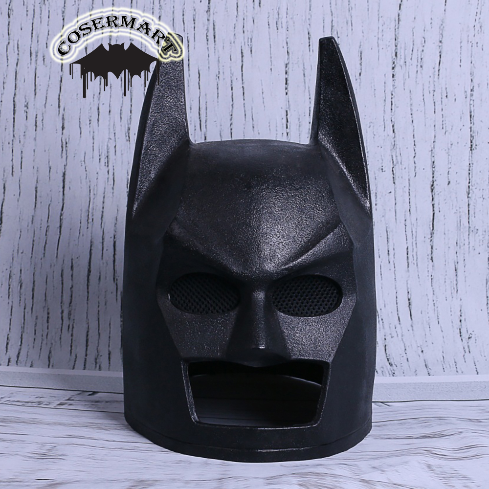 New 2017 Movie The Lego Batman Helmet Movie Bruce Wayne Superhero Cosplay Mask PVC Helmet Halloween