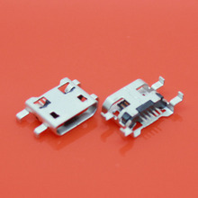 100pcs/lot micro 5pin usb connector charging port for many mobile and tablet and other products free shipping