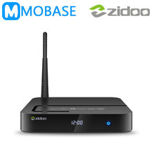 ZIDOO X8 Android 6.0 TV Box Realtek RTD1295 Quad Core 2G/8G HDMI OUT/IN KODI Smart TV Russian Hebrew IPTV Europe Media Player