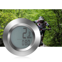 Wireless Bicycle Computer Waterproof Bike Speedometer Calorie Counter Odometer EL Backlight Counter Display Bicycle Computer(China)