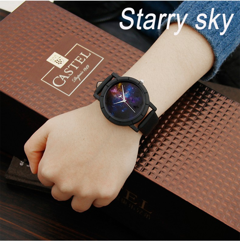 Romantic Starry Sky Fashion Watch