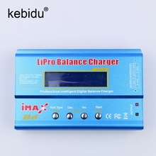 Universal  Li-ion Battery Balance Digital Charger DIscharger Data Storage Monitor Batteries iMax B6 Crocodile Balance Charging