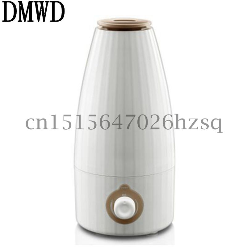DMWD 220V 25W 2.0L Aroma Essential Oil Diffuser Ultrasonic Air Humidifier for Office/bedroom Mute Zero radiation<br>