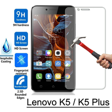Buy WeeYRN 9H Hardness Protective Glass Film Lenovo K5 Lenovo K5 Plus Screen Protector Tempered Glass Lenovo Vibe K5 A6020 for $1.19 in AliExpress store