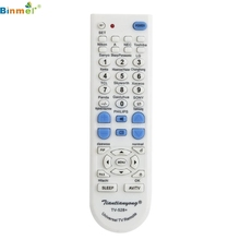 High Quality 2017 Universal TV Remote Controller for SONY / SHARP / SAMSUNG Etc Jun27