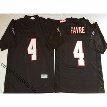 Mens Retro Brett Favre Stitched Name&Number Throwback Football Jersey Size M-3XL(China)