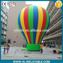 6m hot selling customized promotion inflatable, cold air inflatable star balloon