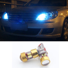 2X New Car LED T10 Canbus W5W No error 27 SMD W5W Wedge Light 12V For Subaru impreza legacy xv forester Outback Tribeca Fiat
