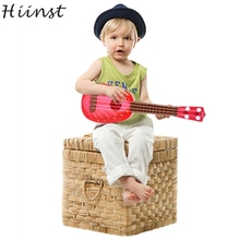 HIINST Modern  Children Learn Guitar Ukulele Mini Fruit Can Play Musical Instruments Toys For Kids Children Drop Shipping Feb14