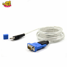 HDS/C3 obd2 cables  Z-TEK USB1.1 To RS232 Convert Connector Z-TEK USB Z TEK USB OBD2 Cable and Connector Free Shipping