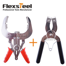 2 Pieces Auto Car Repairs Tools Piston Ring Installer Remover Pliers 53-150MM+Adjuestable Piston Ring Expander Pliers 80-120MM