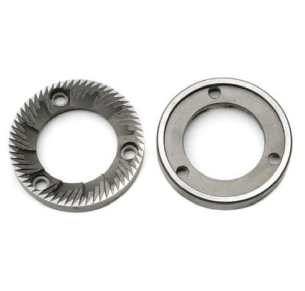 RANCILIO ROCKY ESPRESSO GRINDER REPLACEMENT BURRS DOSER &amp; DOSERLESS &amp; FITS MD40<br>