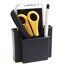 Multifunctional Car Cell Phone Box Truck Seat Side Mini Storage Case Pencil Holder