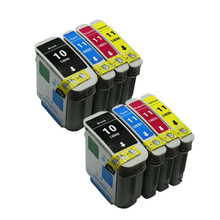 8PK Compatible Inkjet Cartridges For HP11 For HP Officejet Pro K850/K850dn/9100/9110/9120/9130 Bulk in Inkjet Cartridges No.140