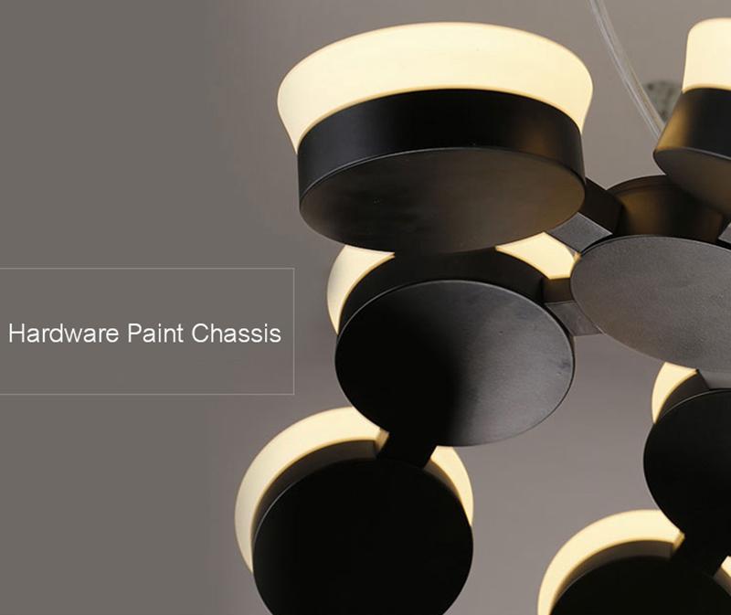 Horsten Nordic Postmodern Creative Pendant Light Art Decoration Personality Dining Room Pendant Lamp LED Hanging Lighting For Cafe Bar (21)