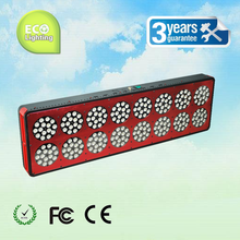 Apollo 16 240*3W LED grow light full spectrum grow lights, works well with any indoor garden, hydroponics system (Customizable)(China)