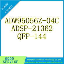 2PCS/LOT ADW95056Z-04C ADSP-21362 ADW95056Z IC DSP 32BIT 333MHZ EPAD QFP-144 NEW(China)