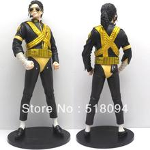 "Free shipping High Quality Michael Jackson The King of Pop PVC Action Figure Collection Toy 12""30CM OTFG007"