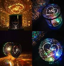 Upgrade, Starry and moon Star Light,LED Nightlight,night lamp,doulex ,Indoor Lighting,Night Lights,Magic toys, mysterious gift