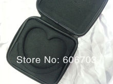 New black Travel Carrying Case bag storage for On-ear OE OE2 OE2i headphones headset