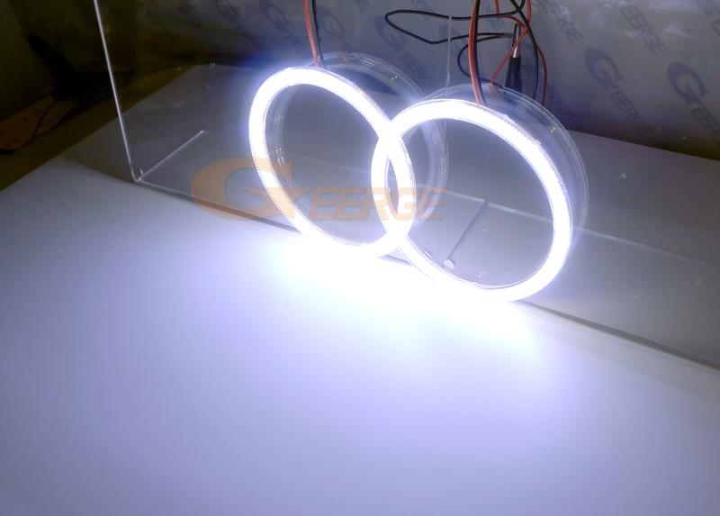 cob led angel eyes kit halo rings 2x100mm(7)