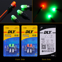 Electronic Fishing Floats Drifting Tail LED Electronic Light Send CR311 Battery Night Fishing Tools Accessories