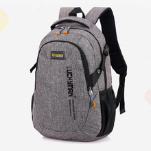 Unisex High Quality Waterproof Nylon Brand New 2017 Business Men Women Backpack Polyester Bag Shoulder Bags Computer Packsack