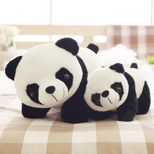 1Pc 20cm Lovely Super Cute Stuffed Plush Panda Kid Animal Soft Plush Panda Gift Present Doll Toy For Children