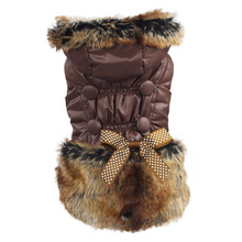 Factory Price! Large Dogs Cat Clothes Pets Apparel Puppy Dog Clothing Warm Coat Hoodie Jacket(China)
