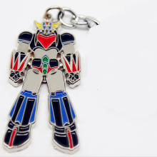 UFO Robot Grendizer cosplay Pendant necklace UFO ROBO Zinc Alloy resin necklace Lovely classic Gift accessories wholesale(China)